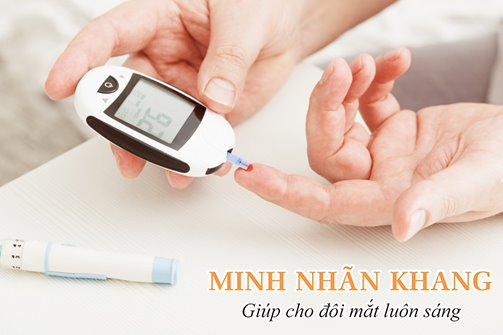 Người tiểu đường dễ gặp hiện tượng nhức và chảy nước mắt sau khi mổ đục thủy tinh thể